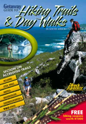 Getaway Guide to Hiking Trails and Day Walks in South Africa